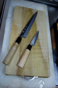Machikan Knives