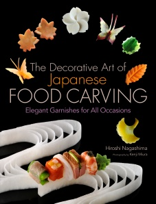 Kodansha - The Decorative Art of Japanese Food Carving