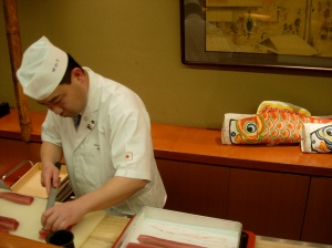 2002 Iron Chef Winner - Kimio Nonaga