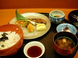 Nihonbashi Yukari Lunch