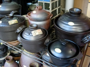 Ceramic Rice Cookers - Donabe