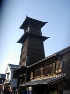Kawagoe Clock Tower