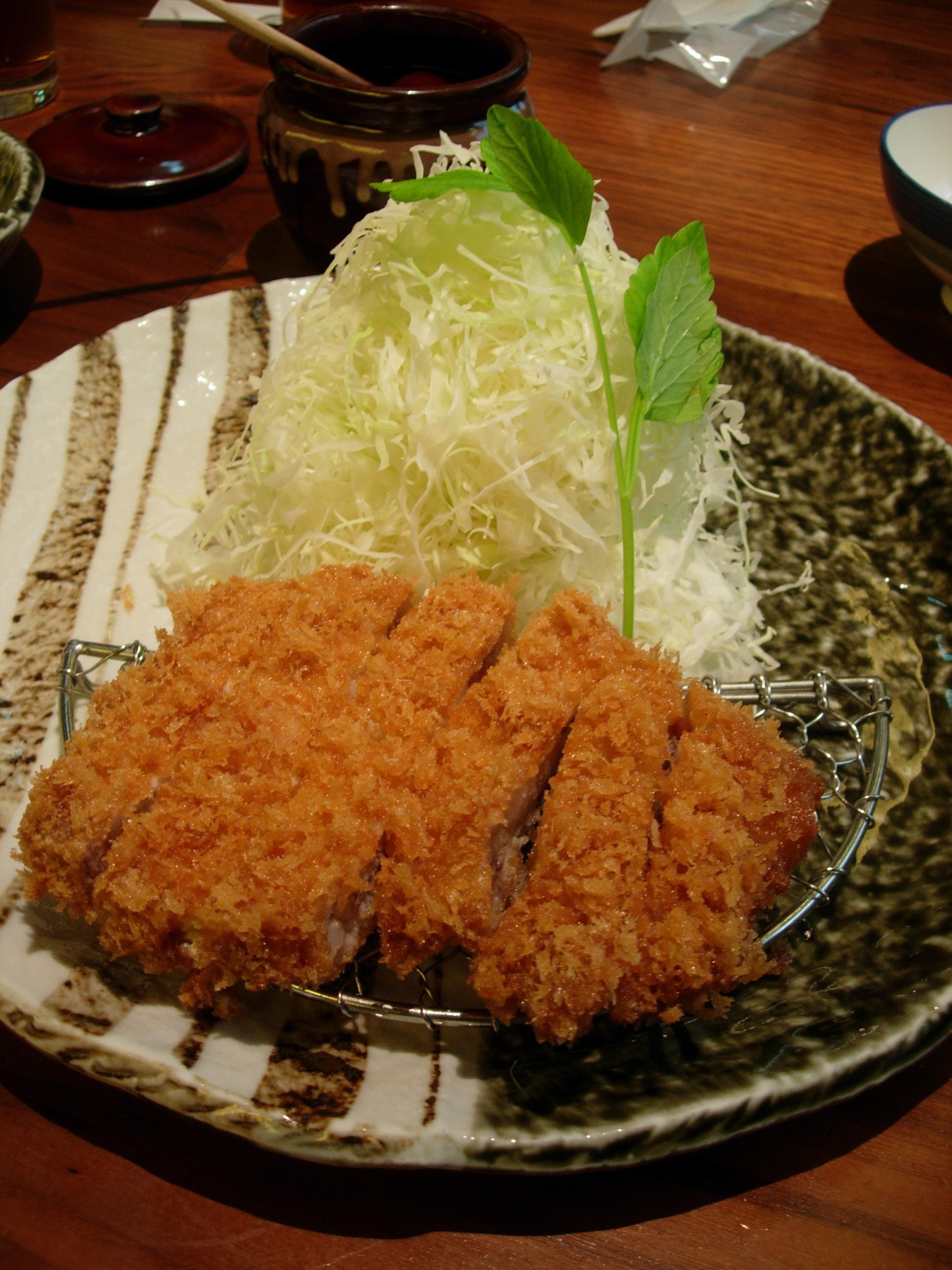 ... Dining – Katsukura Tonkatsu in Shinjuku 新宿のかつくら