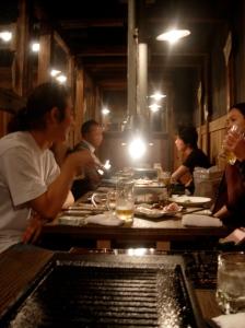 Ebisu Itchome Horumon Interior