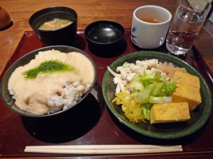 Mugitoro in Asakusa