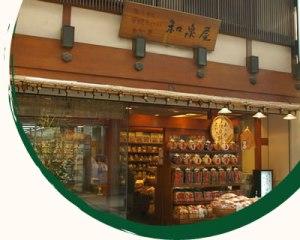 Izumiya in Asakusa 浅草の和泉屋