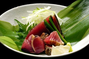 Seared Katsuo