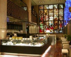 Bunmeido Ginza Interior