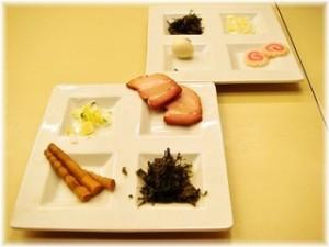 Hongare Chuka Soba Gyorai Toppings