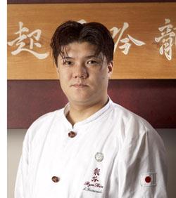 Chef Seiji Yamamoto