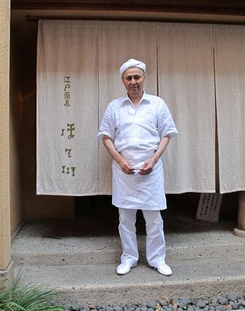 Soba Master Takashi Hosokawa