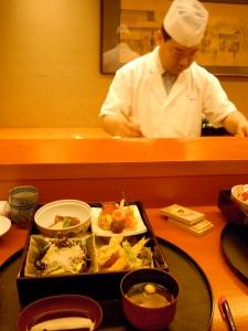 Iron Chef Kimio Nonaga