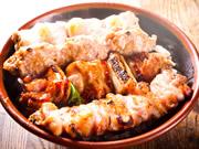 Isehiro Yakitori Lunch Donburi