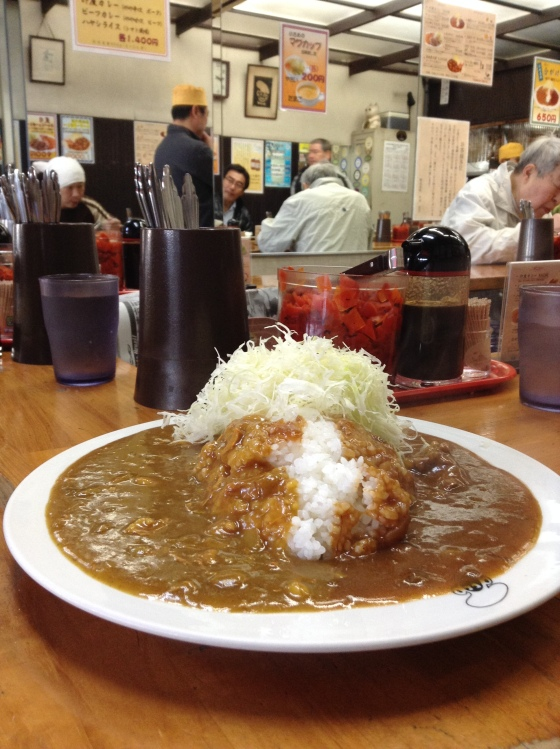 Tsukiji Nakaei Curry