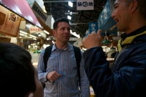 Shinji at Tsukiji Dolinsky 4