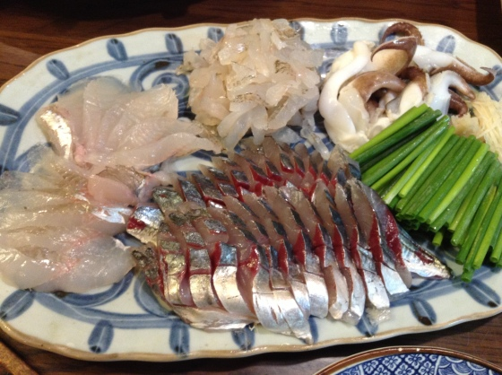 July Sashimi