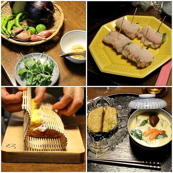Kyoto Uzuki - cooking at Uzuki