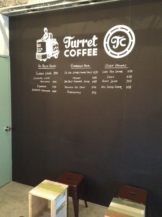 Turret Coffee4