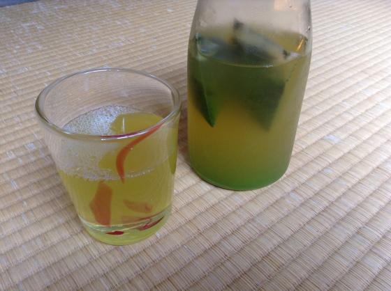 Jugetsudo tea