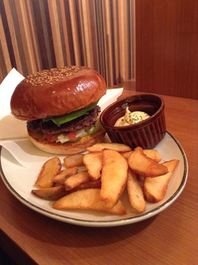 Arms Burger