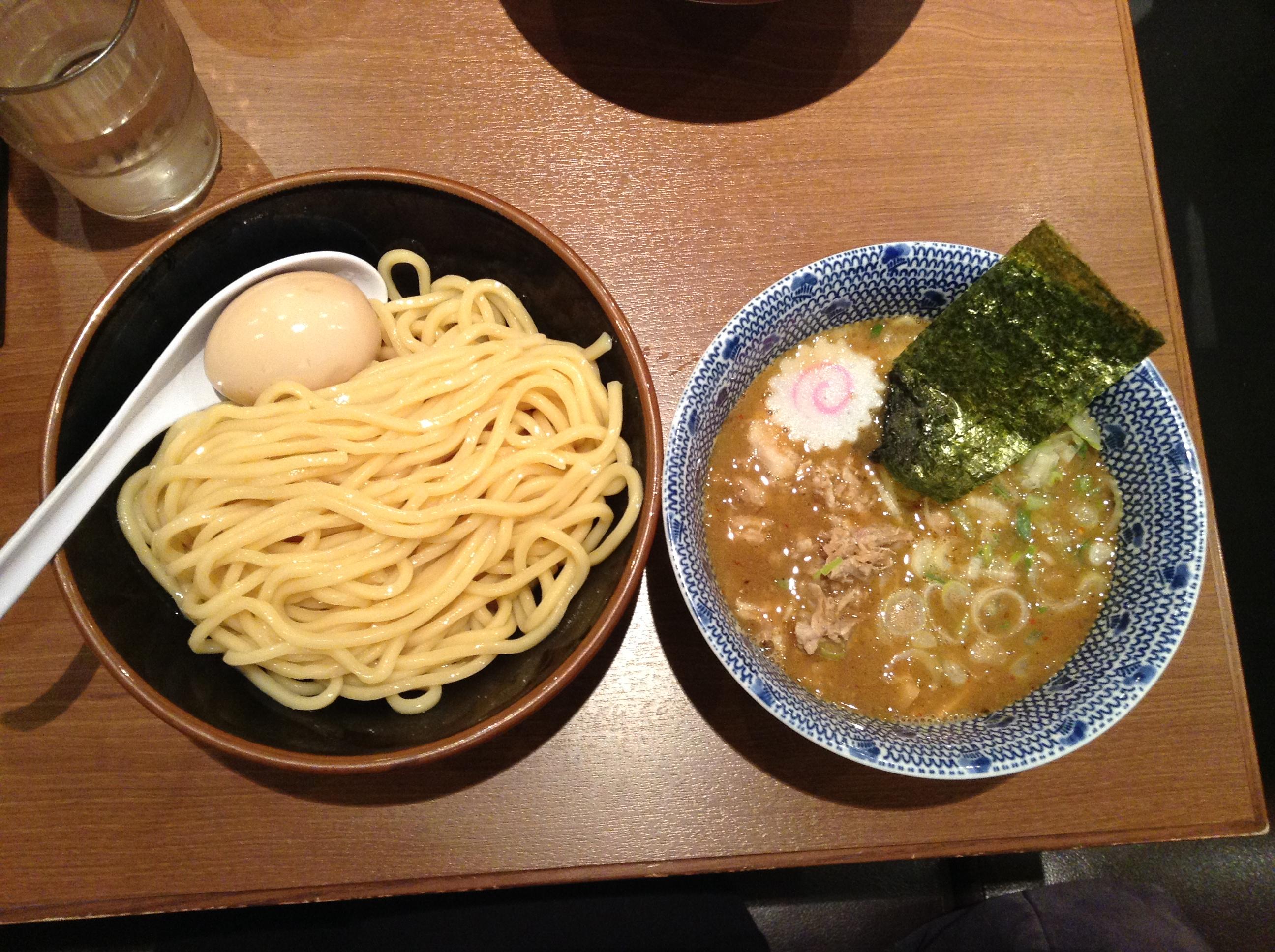 Tokyo Ramen Street's Rokurinsh...