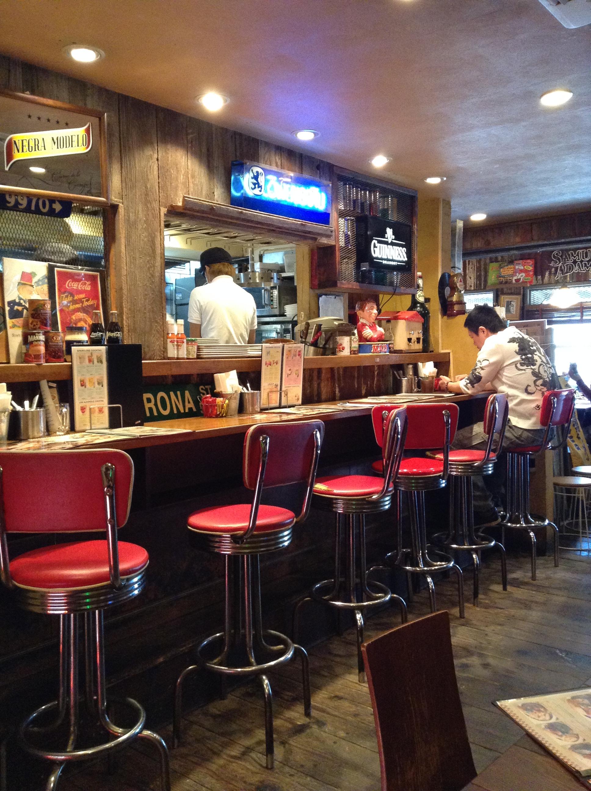 Village Vanguard Burgers In Kichijoji Food Sake Tokyo