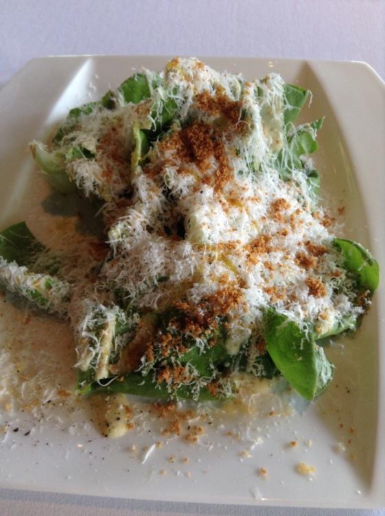 Ruby Jack's Caesar Salad