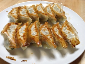 Tsukiji Gyoza at Home