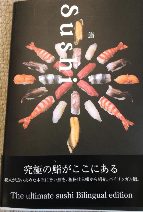 Sushi Book