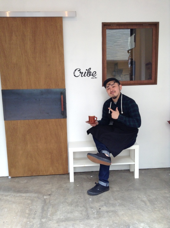 Yoshida-san of Cribe