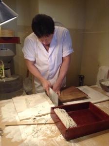 Kagurazaka Kyu soba noodles