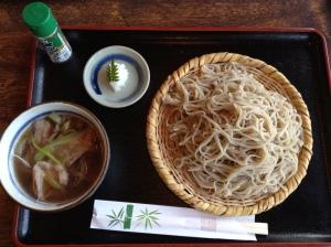 Nagano No no Hana soba