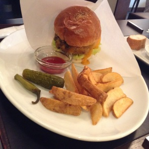 Adenia burger