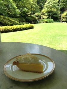 Imperial Hotel Terrace Lemon Pie
