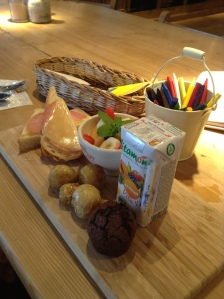 Le Pain Quotidien Kid's Lunch