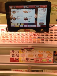 Sushi at Your Fingertips