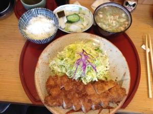 Kokubunji tonkatsu