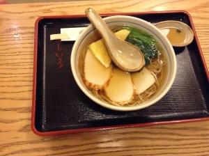 Kyoto Owariya Kake Soba