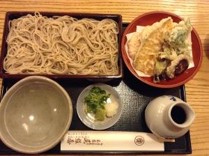 Kyoto Owariya Tempura Soba