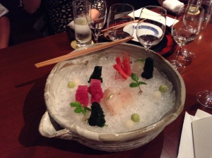 PHT Kozue sashimi