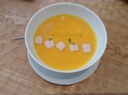 Dominique Ansel Butternut Squash Soup