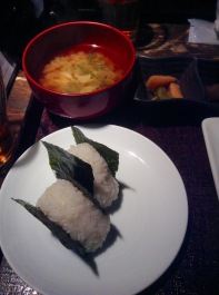 Shunju onigiri lunch