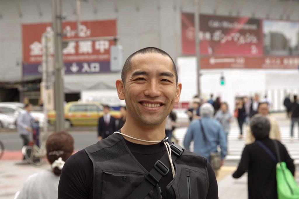 Shinji Sakamoto by Sushi Geek