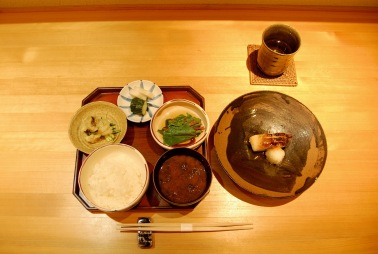 Kuoesu breakfast