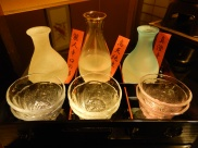 Nunohan sake flight