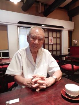 5th-generation chef Kanemoto-san