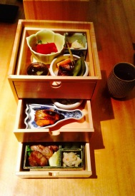 Shunbou bento lunch