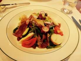 Girandole Salad Nicoise