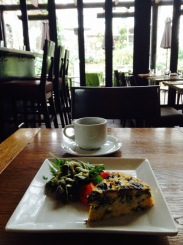 Ivy Place frittata